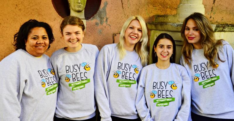 Busy Bees - sede Liegi