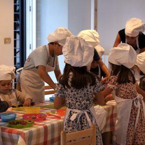 la cucina dei bambini